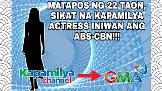 KAPAM LYA CELEBR TY UMAL S NA SA ABS-CBN AFTER TWENTY-TWO YEARS K LALAN N KAALAMAN D TO ❤️💚💙