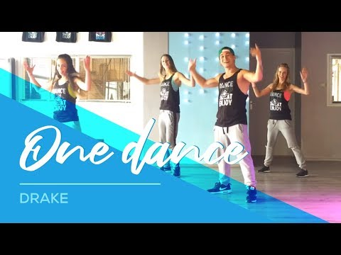 One Dance  - Drake - Mashup by Alex Aiono - Fitness Choreography