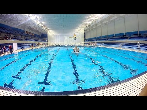 CIBC Pan Am / Parapan Am Aquatics Centre and Field House