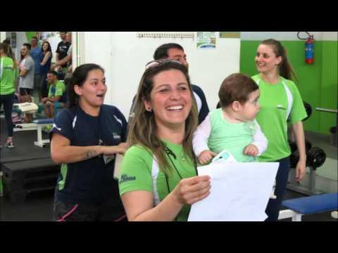 Bio Center academia - 2° Triathlon Indoor