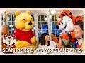 Sean Picks Six Walt Disney World Restaurants | Disney Dining Show | 05/25/18