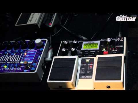 Rig Tour: Blessthefall (Eric Lambert & Elliott Gruenberg)