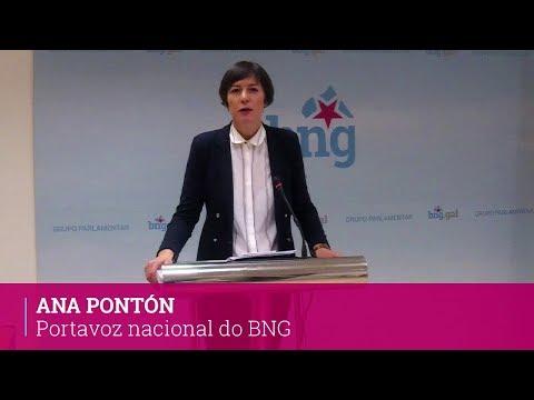 O adianto das Xerais son unha oportunidade para que Galiza teña voz propia no Congreso da man do BNG