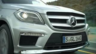 Mercedes Benz TV commercial - The new GL