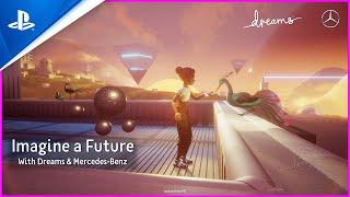 Dreams - Mercedes-Benz Collaboration Teaser | PS5, PS4