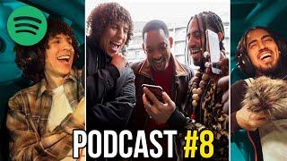 Wir haben WILL SMITH getroffen.. Der eigentlich ganz gute Podcast | Jay & Arya