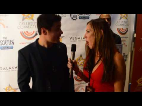 Arturo Castro at Celebrity Connected with Terrie Marie.