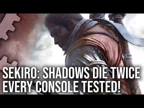 Does Sekiro: Shadows Die Twice improve over Dark Souls' performance issues?