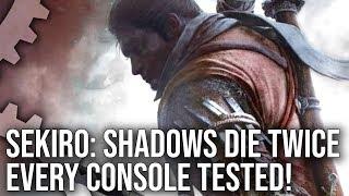 Sekiro: Shadows Die Twice Performance Analysis + Graphics Comparison thumbnail
