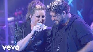 Nina Pastori con Antonio Orozco - Valgame Dios (En Directo)