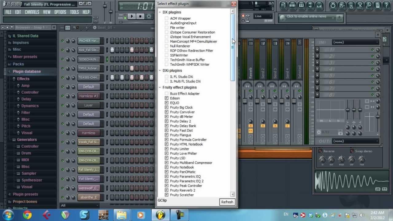 How do I load a Omnisphere sound into Fl Studio? - Sound