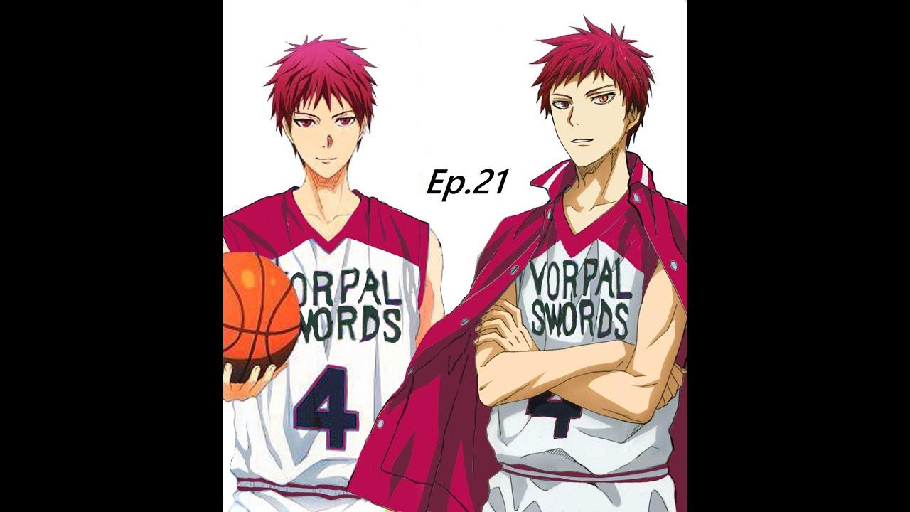 team vorpal swords ep 21 kuroko no basket nba 2k16 youtube
