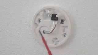 Round Modulation termostaat aansluiten en installeren | Honeywell Home
