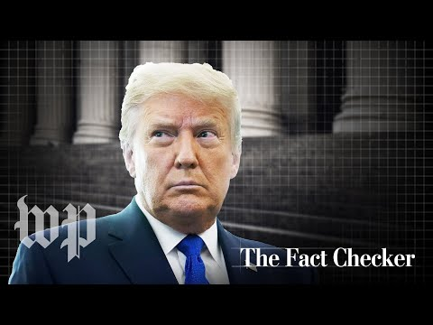 The biggest fact checks of 2020 | Fact Checker