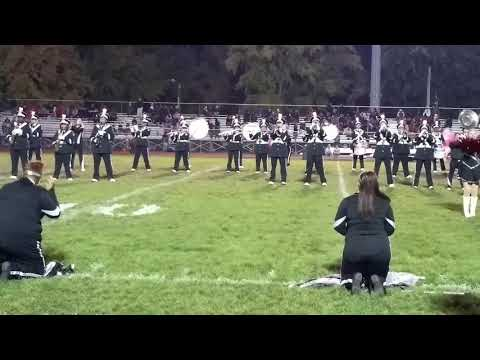 WYHS marching band(2)