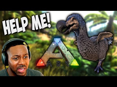 Ark Survival Evolved Gameplay Character Creation Baby Face