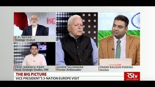 The Big Picture : V-P's 3-Nation Europe Visit