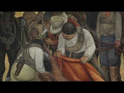 Paint the Revolution: Mexican Modernism 1910-1950 at the Philadelphia Museum of Art