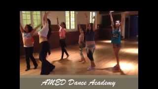 رقص زیبای ایرانی-Kids Dance Class