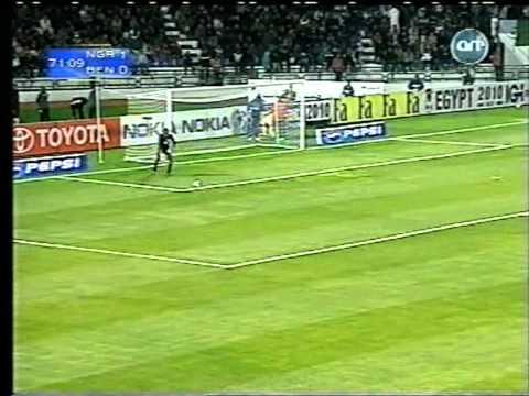 Nigeria vs Benin 2004 African Nations Cup 2
