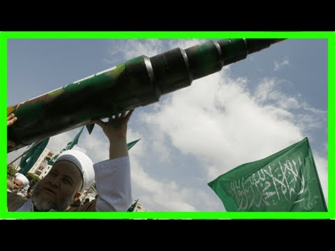 Source: hamas arrests five for firing rockets at israel