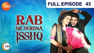 rab se sona ishq watch full episode 45 of 14th september 2012