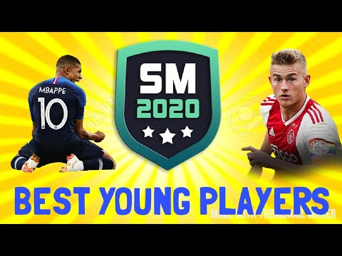 Best Soccer Players 2020.Sm20 Best Young Players Sm20 Beta Soccer Manager 2020
