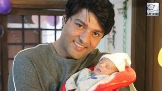 Diya Aur Baati Hum Actor Anas Rashid's Baby FIRST Picture Out