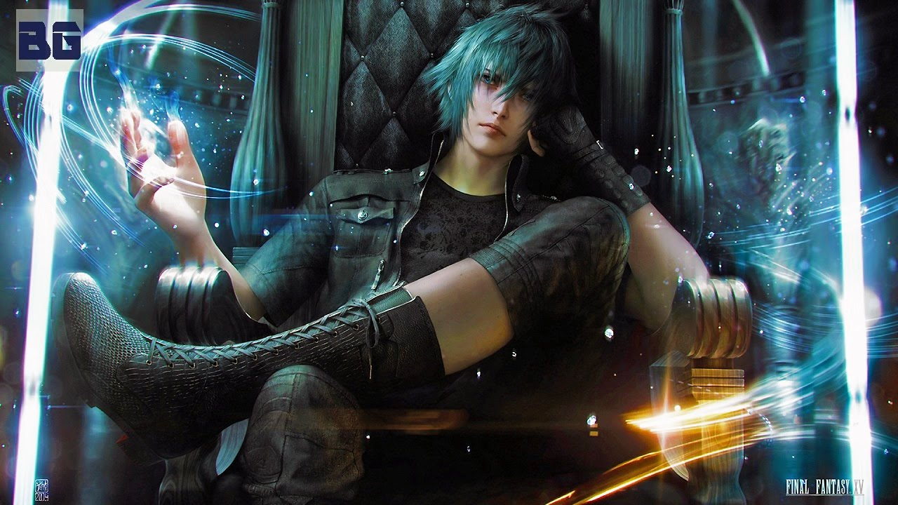 final fantasy xv o filme legendado youtube. Black Bedroom Furniture Sets. Home Design Ideas