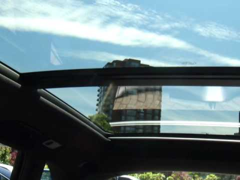 Audi Q5 Panorama Sunroof - YouTube