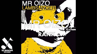 Mr Oizo - Rank