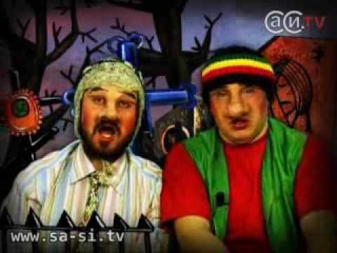 Смотреть клип Саша и Сирожа 203 онлайн бесплатно в качестве