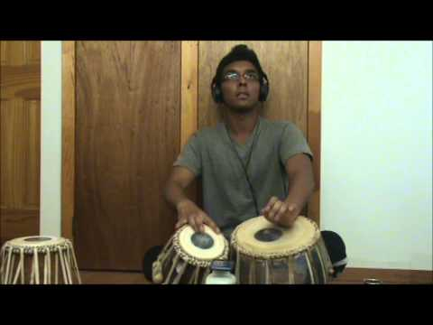 Temperature - Sean Paul ft. iTabla007 (Drum Cover)