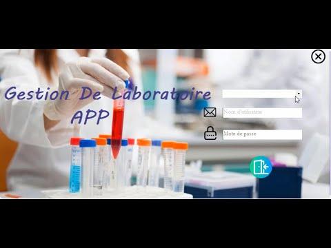Gestion de Laboratoire d'Analyses Médicale