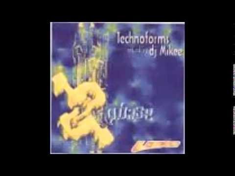 dj MIKEE  QBASE TECHNOFORMS 1 1998