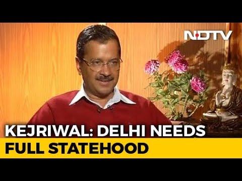 "No ""Mahagathbandhan"" In Delhi, Congress Refused Alliance: Arvind Kejriwal"