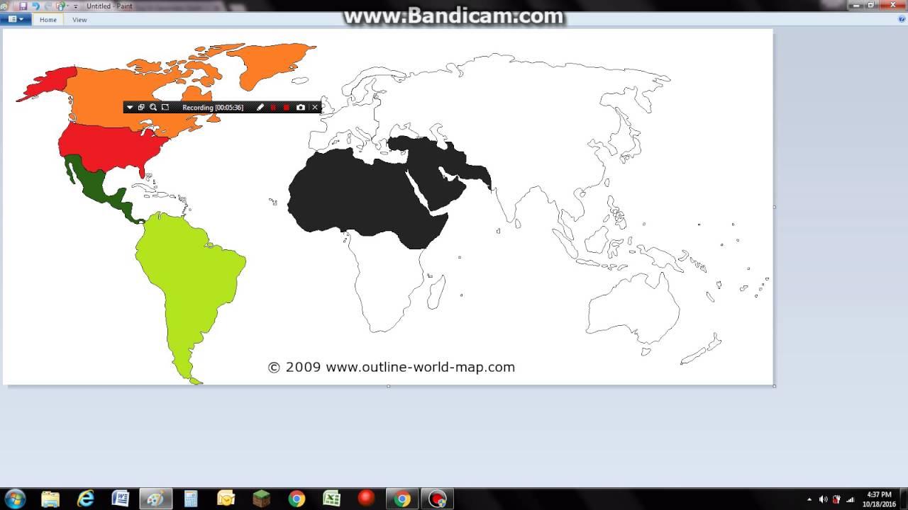 world map according to donald trump youtube