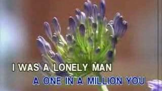 One in A Million You-karaoke version