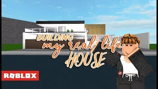 Roblox Bloxburg - My Real Life House!