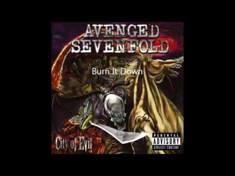 Avenged Sevenfold-City of Evil [Full Album].mp4