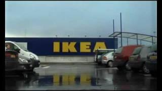 """nouvelle pub IKEA """"Démarre la voiture"""""""
