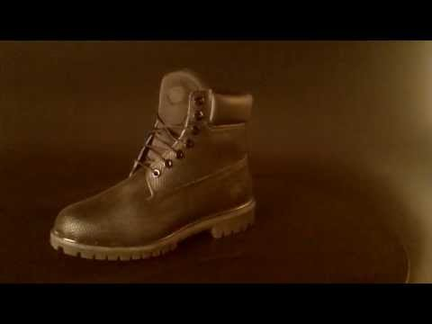 Timberland 6 In Premium Exo Grid Black Boot CA1181