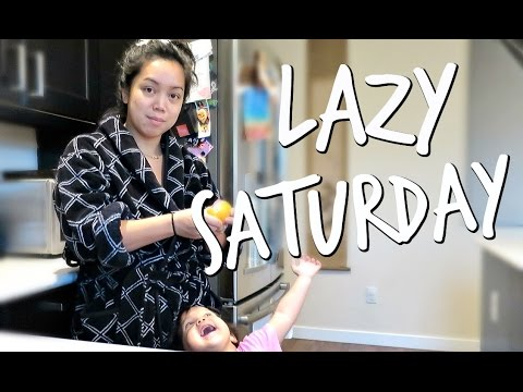 LAZY SATURDAY MORNING - November 12, 2016 -  ItsJudysLife Vlogs