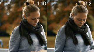 Nikon 50mm 1.4G vs 1.8G vs 1.4D vs 1.8D vs 1.2 AIS - VIDEO TEST all lenses wide open