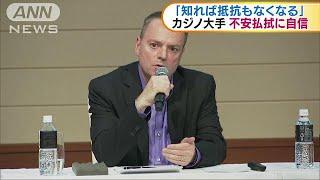 IR方針先送りに 米カジノ大手「開業に問題ない」(19/05/29)