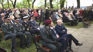 Frigjørings- og veterandagen på Akershus festning