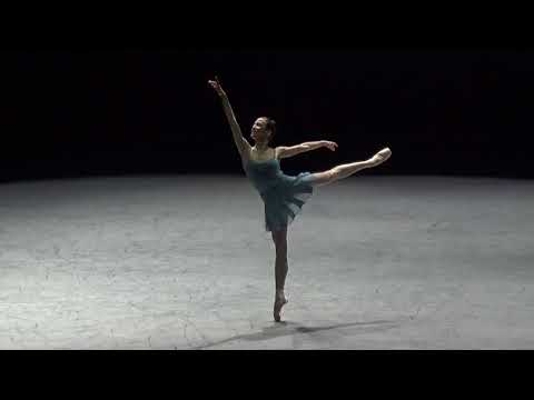 Ludmila Pagliero and Germain Louvet  Blake Works I  William Forsythe