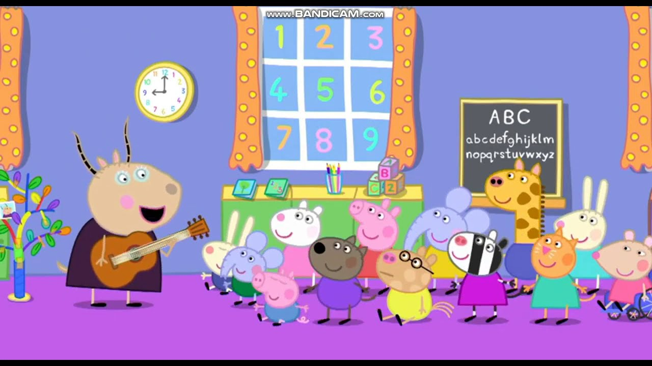 Download Peppa Pig S06E46 Please and Thank You