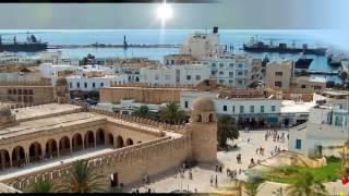 Самые популярные курорты Туниса(, 2017-02-13T13:58:40.000Z)