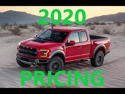 2020 Ford F150 Raptor official pricing & my truck is ordered